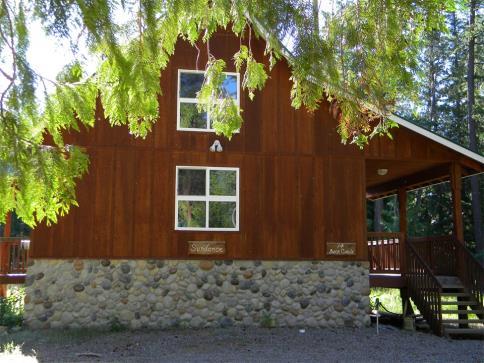 14 Buck Cir, Mazama, WA 98814 US Methow Valley Home for ...